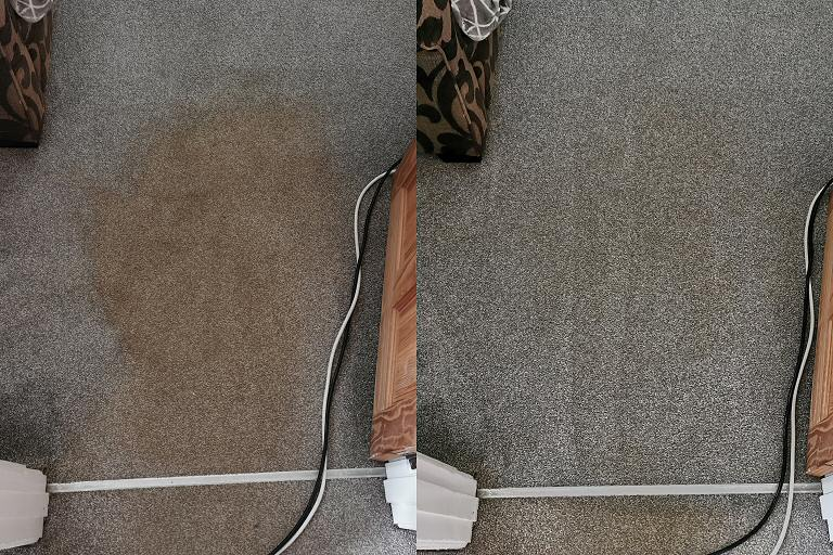 Soiled Carpet Cleaning